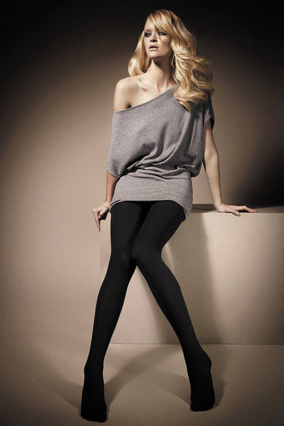 Soft Cashmere 100 Opaque Cashmere Blend Tights