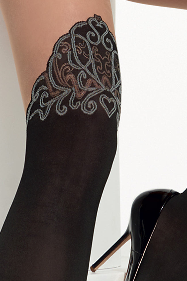 Spielberg Fashion Over The Knee Tights