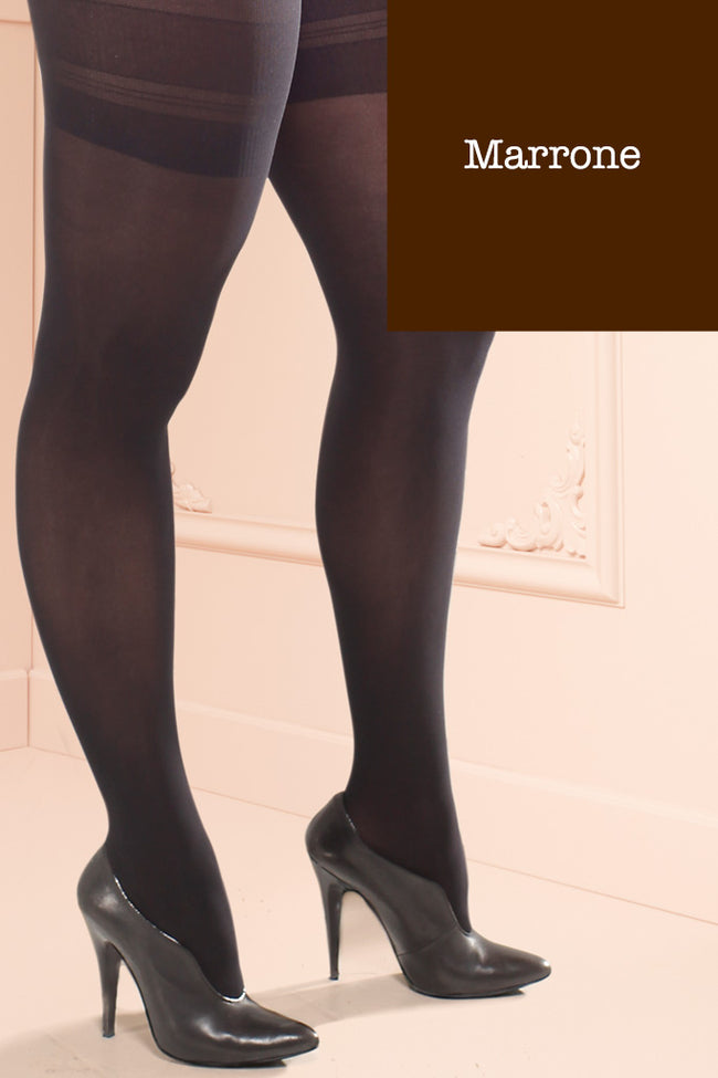 Sibilla 40 Den Plus Size Tights