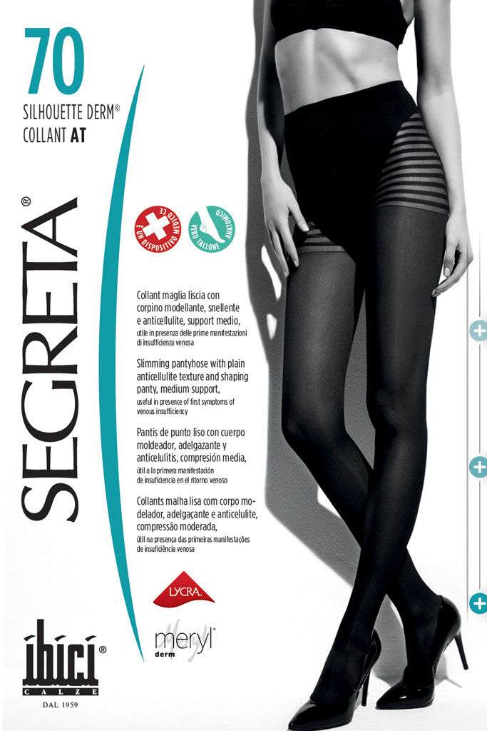 Silhouette 70 Derm Support Pantyhose