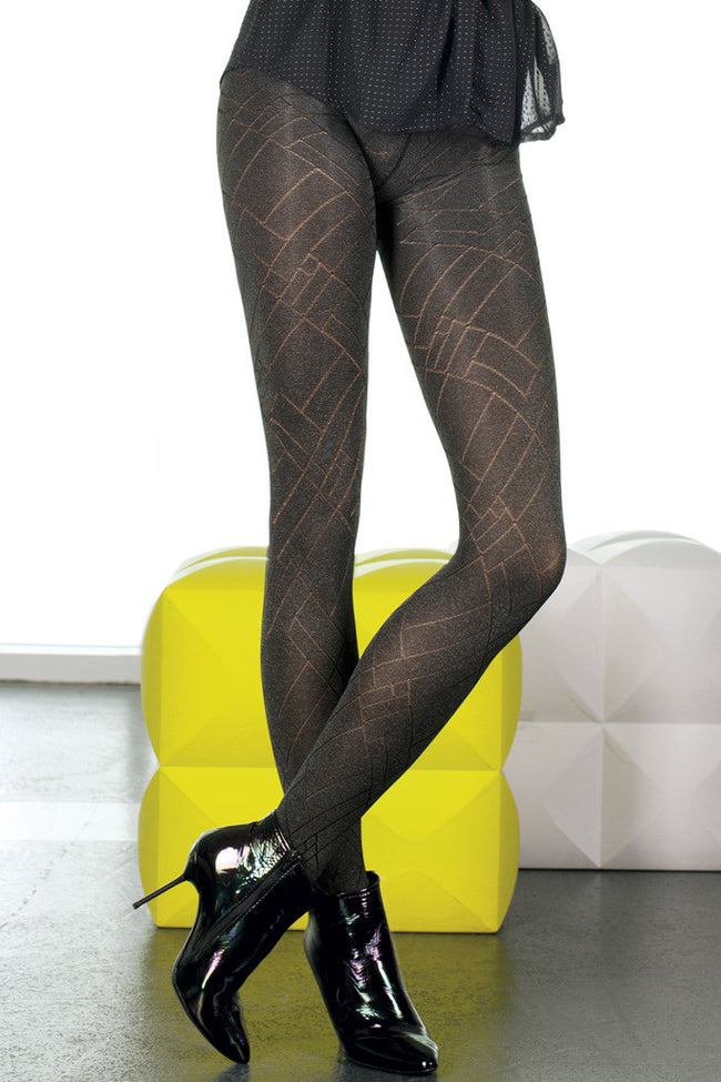 Trasparenze Tamburo Fashion Tights - Spike Angel - 2