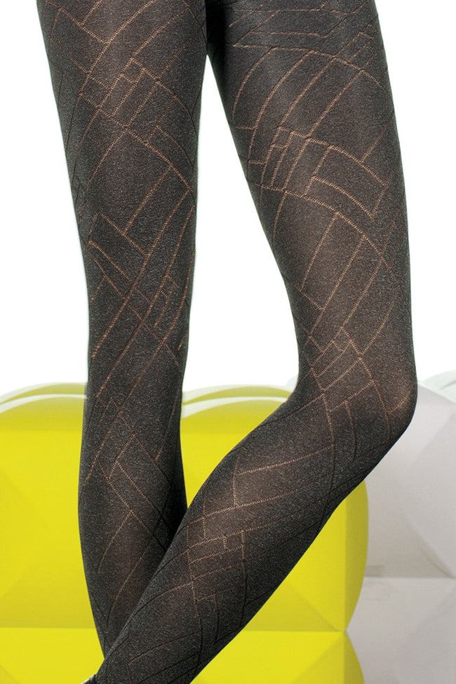 Trasparenze Tamburo Fashion Tights - Spike Angel - 4