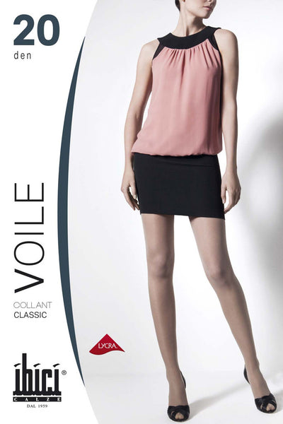 Voile 20 Sheer Pantyhose