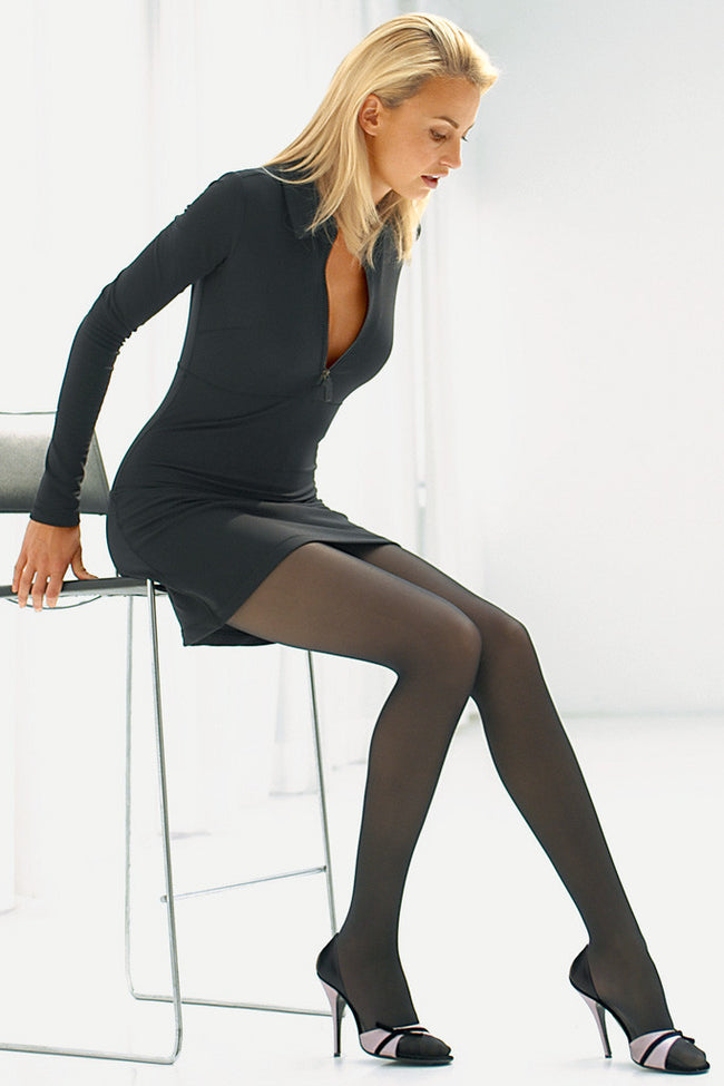 Segreta Young 70 Support Pantyhose - Spike Angel - 2