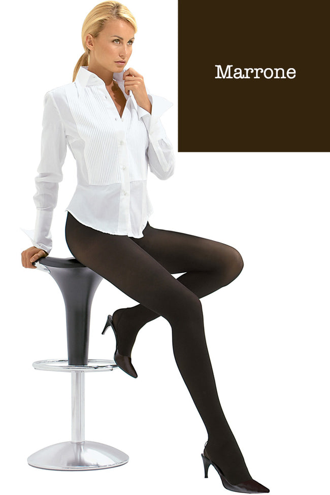 Young Coprente 70 Sheer to Waist Support Pantyhose