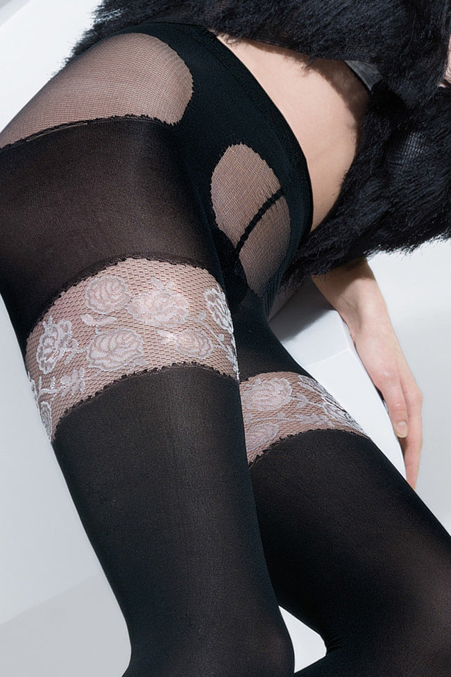 Trasparenze Aleppo Fashion Tights - Spike Angel - 2