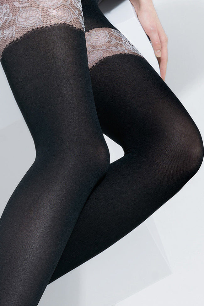 Trasparenze Aleppo Fashion Tights - Spike Angel - 3