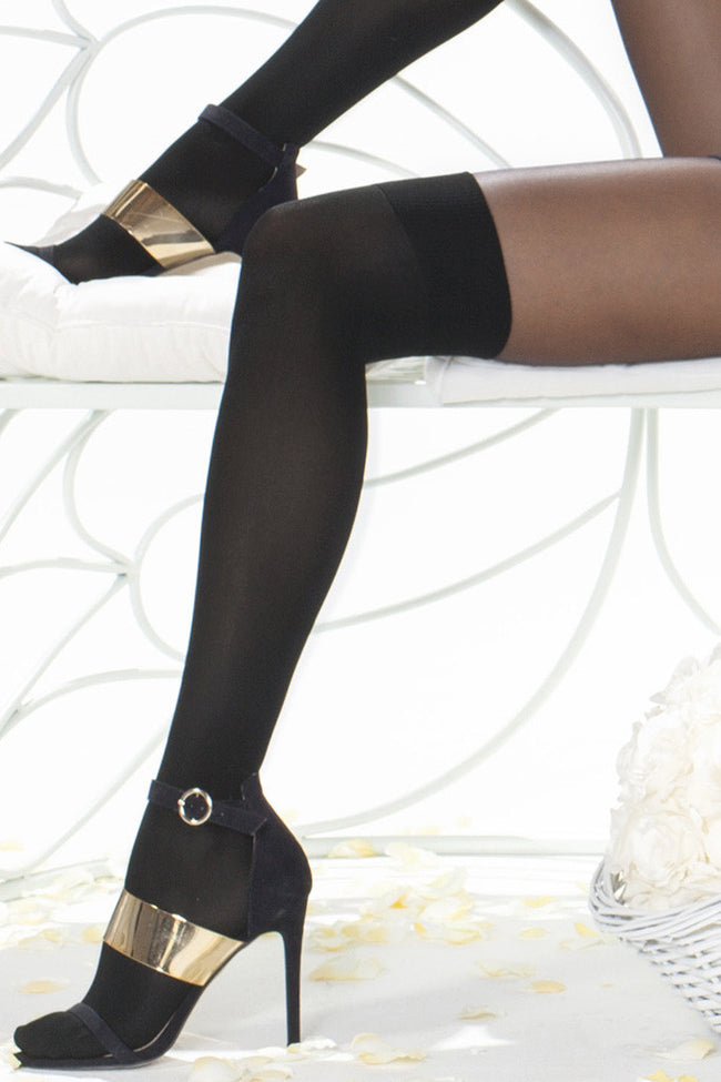 Trasparenze Alexander Over The Knee Tights - Spike Angel - 8