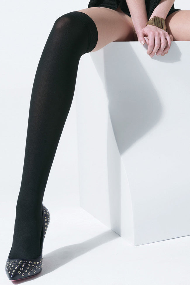 Trasparenze Alexander Over The Knee Tights - Spike Angel - 2