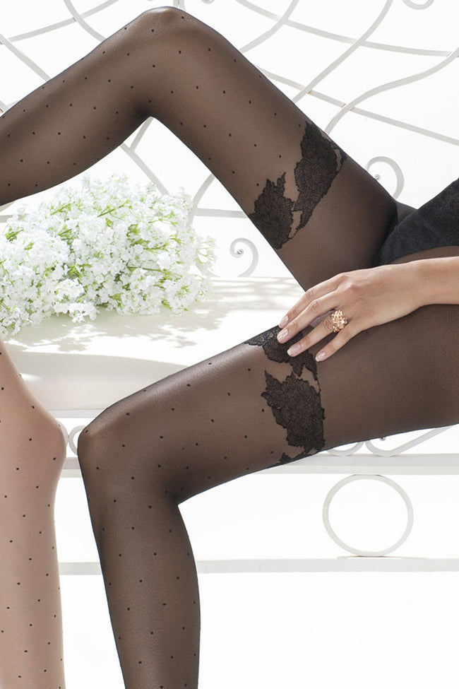 Trasparenze Bloody Mary Pantyhose - Spike Angel - 2