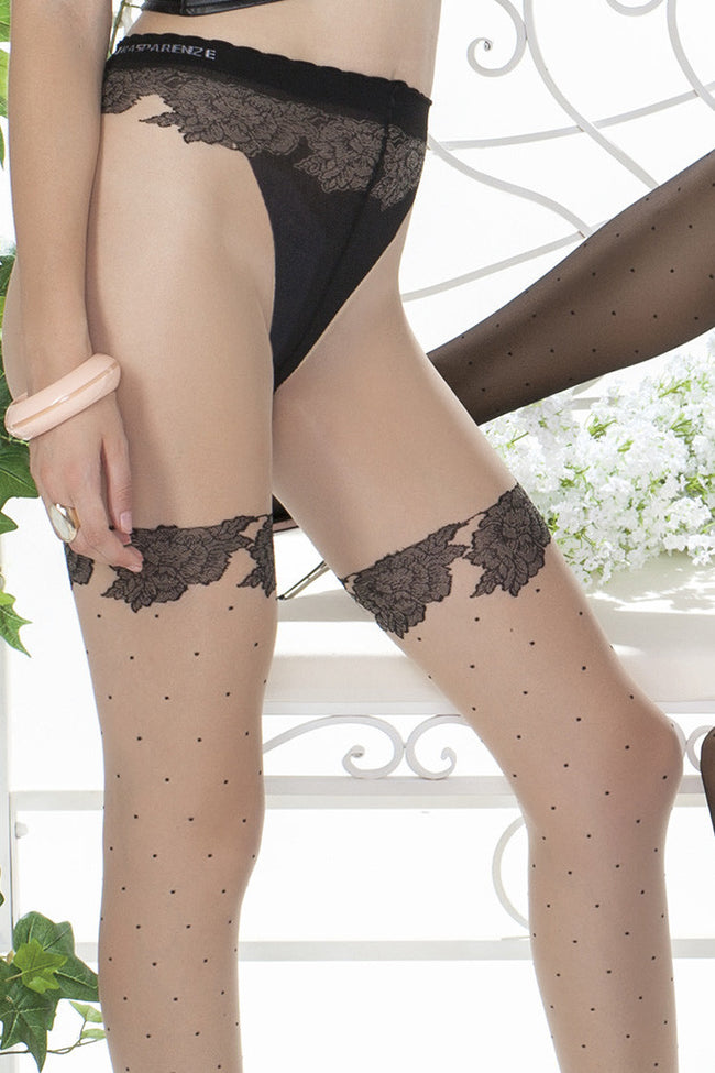 Trasparenze Bloody Mary Pantyhose - Spike Angel - 7