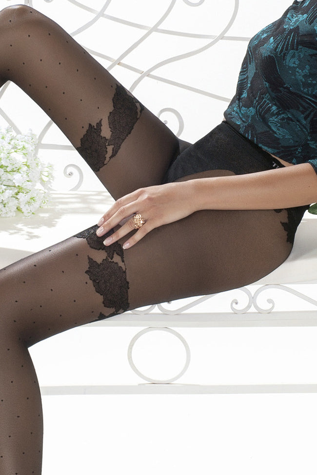 Trasparenze Bloody Mary Pantyhose - Spike Angel - 8