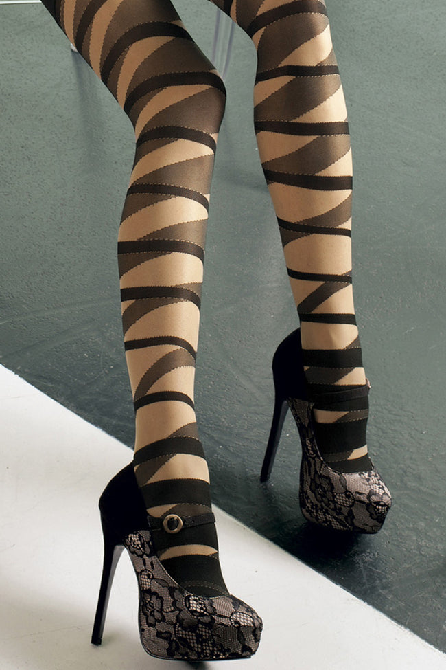 Oboe Fashion Pantyhose
