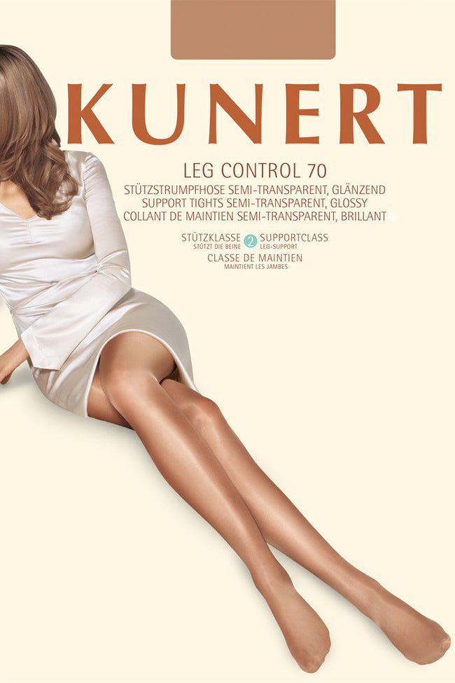 Kunert LEG CONTROL 70 Support Tights - Spike Angel - 1