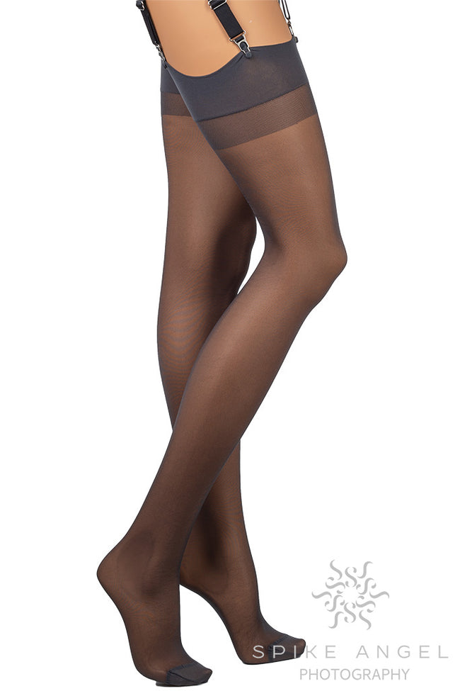 Sara 20 Den Silky Stockings