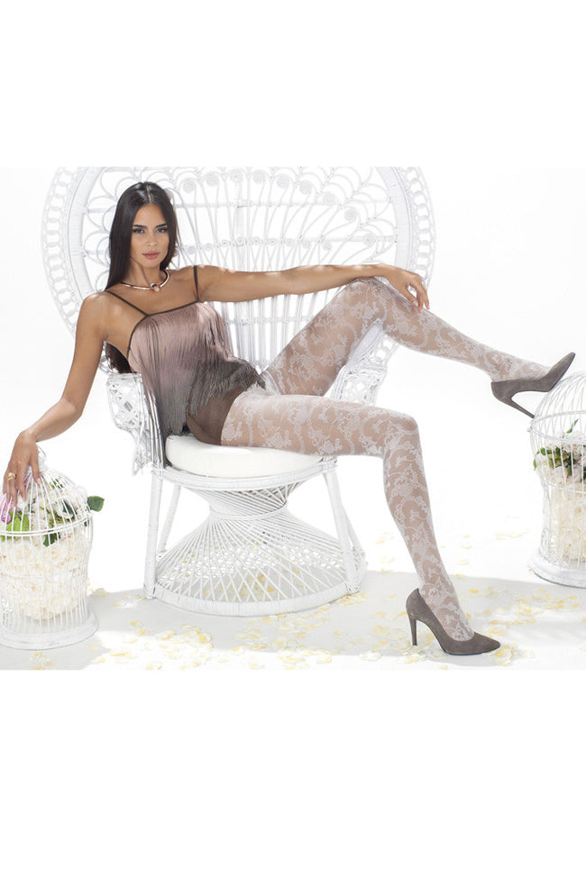 Trasparenze Sazerac Fashion Pantyhose - Spike Angel - 8