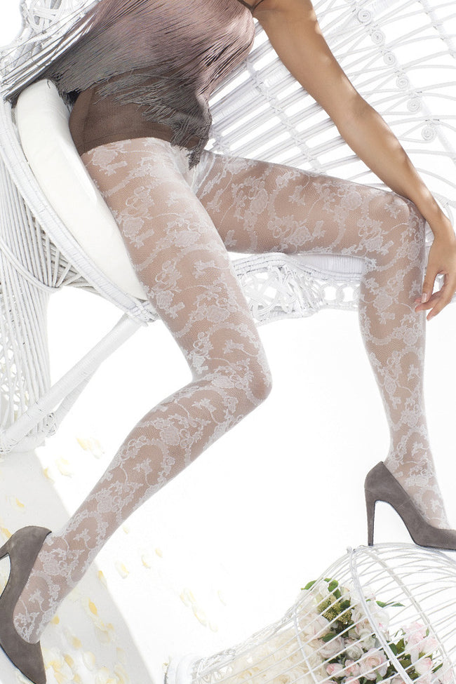 Trasparenze Sazerac Fashion Pantyhose - Spike Angel - 7