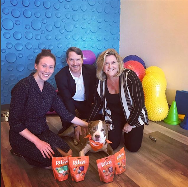 Riley's Organics Partners with K9 Fit Club!
