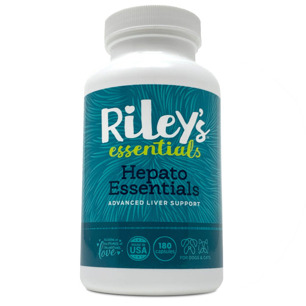Riley's Essentials Hepato Advanced Liver Support - Riley's Organics