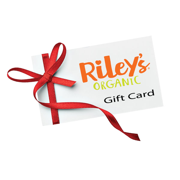 Gift Card - Riley's Organics