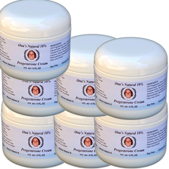 113 ml Jar - Onas 10% Concentrated Natural Progesterone Cream