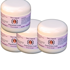 113 ml jar - Ona's 3% Natural Progesterone Cream
