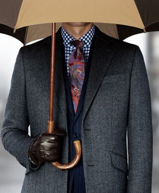 Men's Umbrella Guide - London Edition