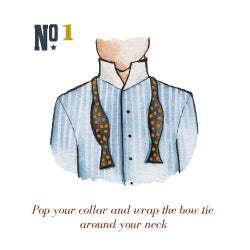 How-To---Tie-a-Bow-Tie---No.1