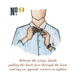 How-To---Tie-a-Bow-Tie---No.9