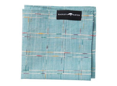 Aurora Pocket Square