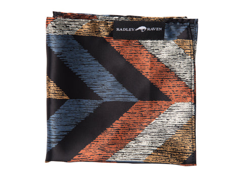 Mursi Pocket Square