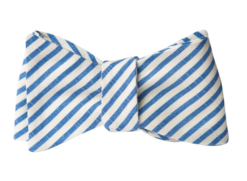Stripe Republic Bow Tie