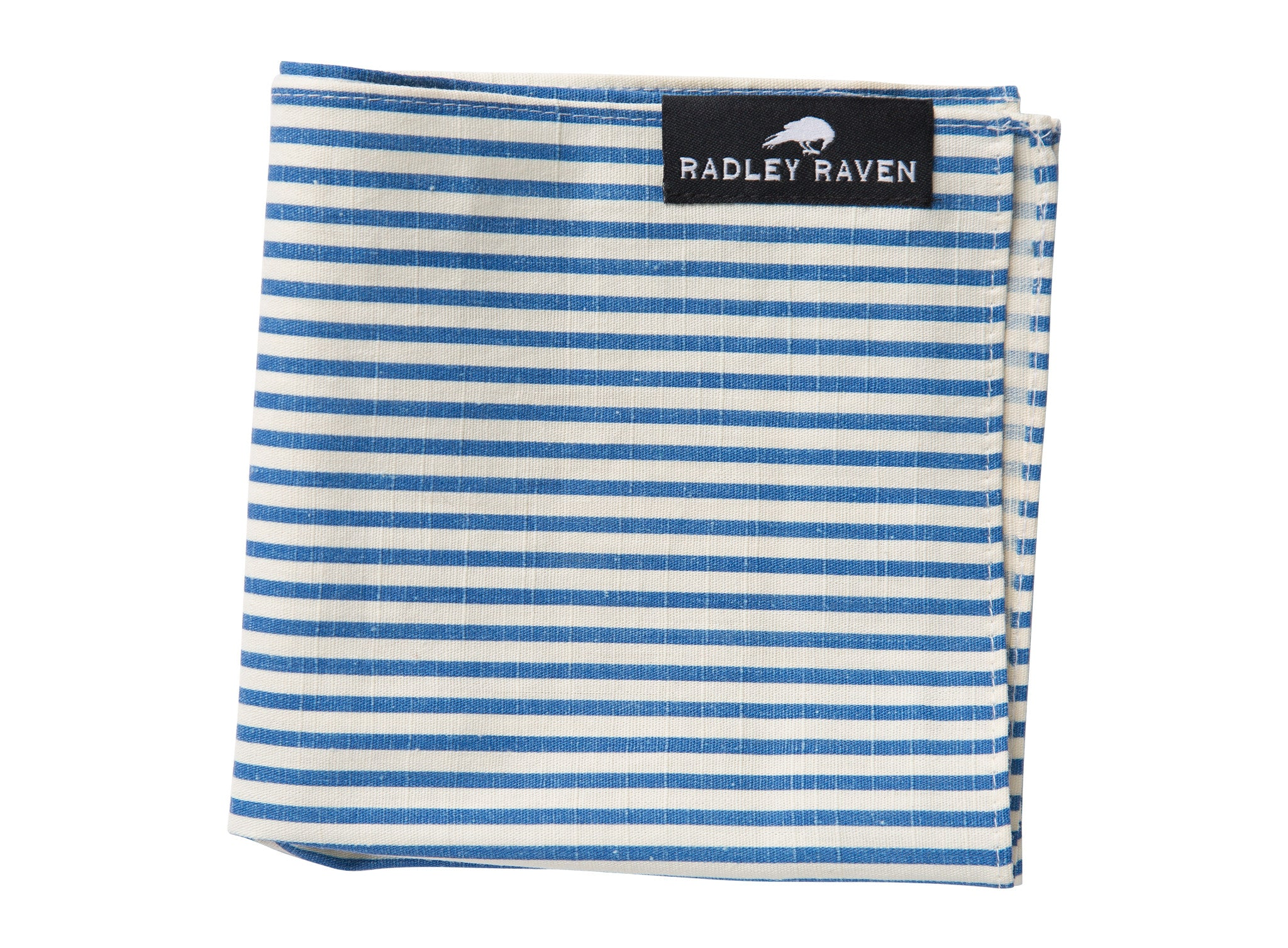 Stripe Republic Pocket Square