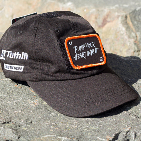 Tactical Patch Hat – Tuthill - Wake the World 654aa603e0b