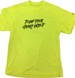 Kid's Dri-Fit Pump Your Heart Into It T-Shirt