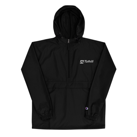 Tuthill Logo Embroidered Champion Packable Jacket