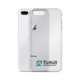 Tuthill Logo Clear iPhone Case