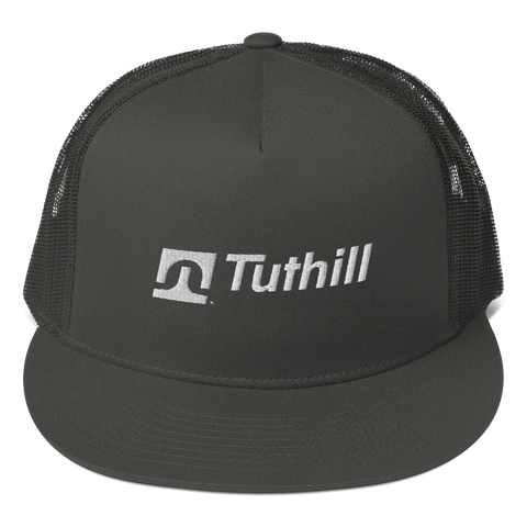 Tuthill Mesh Back Snapback w/3D Embroidery