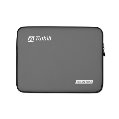 Tuthill Wake the World Laptop Sleeve