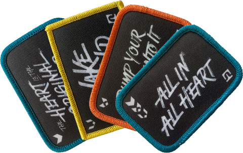Inspirational Patch Set