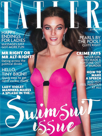TATLER Swimsuit Issue