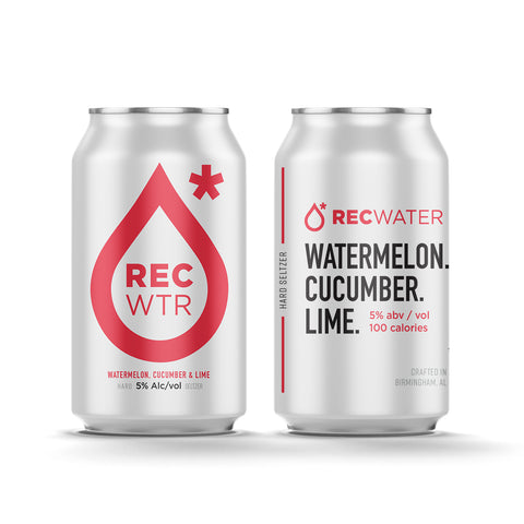 REC Water - Watermelon + Cucumber + Lime