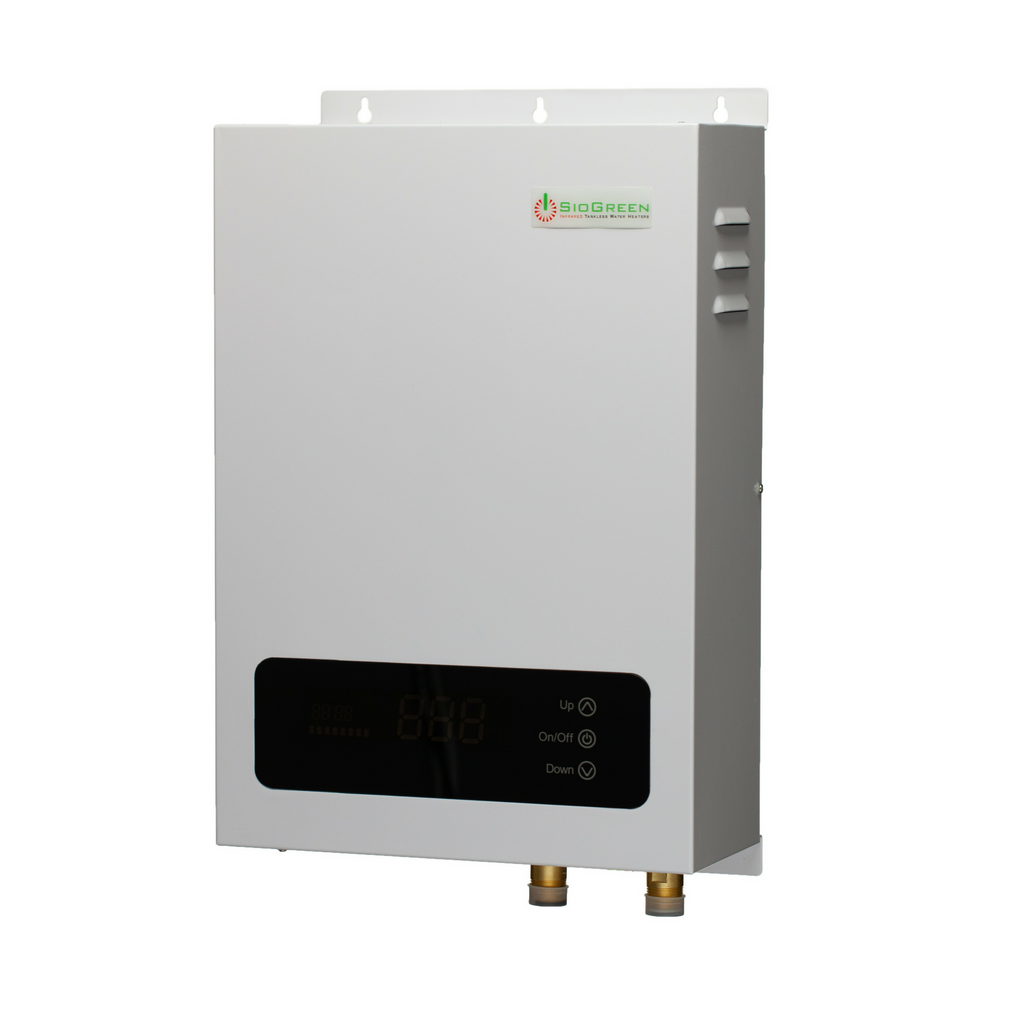 Siogreen Sio18 V2 Infrared Tankless Water Heater 18kw 80a