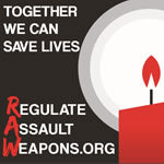 Regulate Assault Weapons 1: Dimensions 3.75 x 3.75