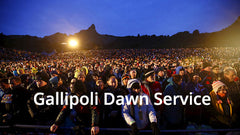 Gallipoli Dawn Services