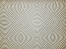 Woven Circles Natural Sparkle 03354