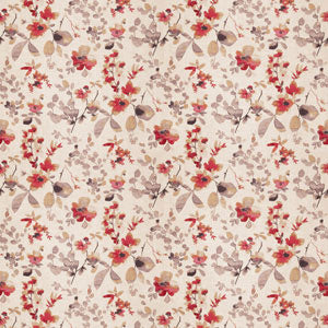 Watercolor Floral Pattern Poppy 03367