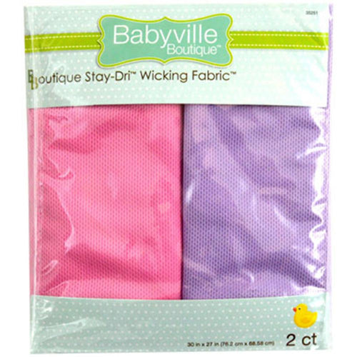 Babyville Boutique Stay-Dry Wicking Fabric