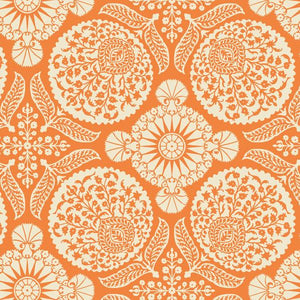 Joel Dewberry- Bizzar Carrot Fabric