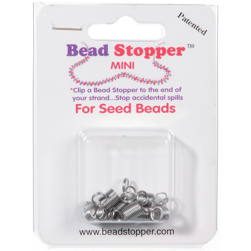 Bead Stopper - Mini - 6x8mm